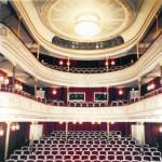Theater Freiberg Zuschauerraum