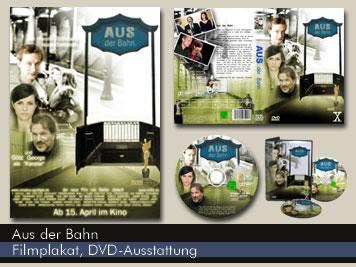 DVD-Design Aus der Bahn