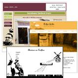 Webprojekte im Studium