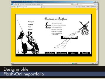 Designmühle - Website