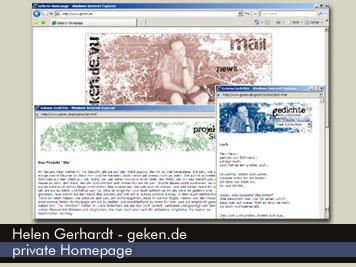 geken - Website