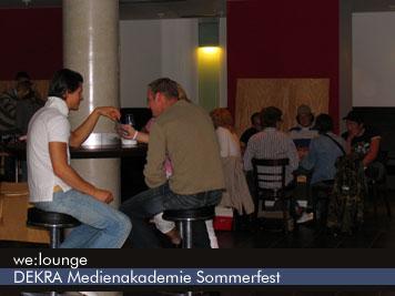 Welounge - DEKRA Sommerfest